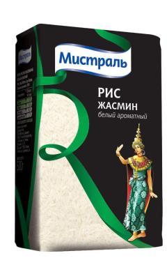 Рис Мистраль ЖАСМИН белый ароматный
