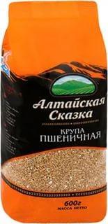 Крупа пшеничная, Алтайская Сказка, 600 гр., флоу-пак