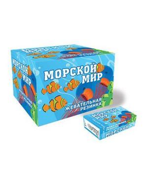 Жевательная резинка Sweet Group Морской мир