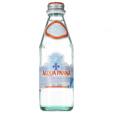 Вода Acqua Panna Natural Mineral Water минеральная природная негазированная, 6 шт.