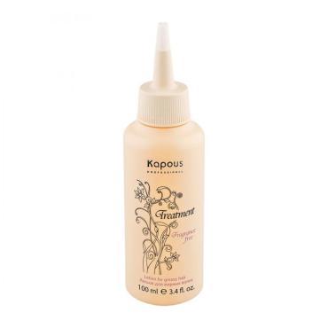 Лосьон для жирных волос Kapous Professional Treatment