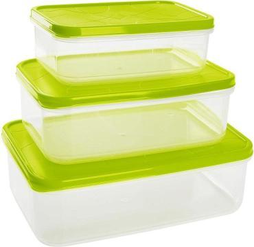 Комплект контейнеров для продуктов Plastiс Centre Amore