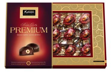 Конфеты Premium Шоколадный Кутурье с фундуком