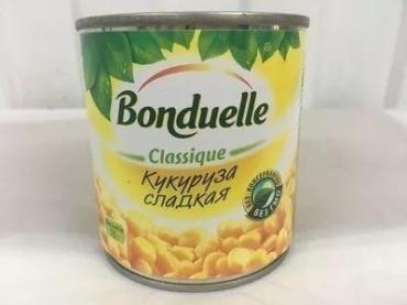 Кукуруза Bonduelle сладкая