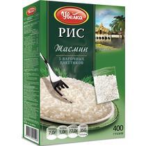 Крупа рисовая Увелка Жасмин в варочных пакетах
