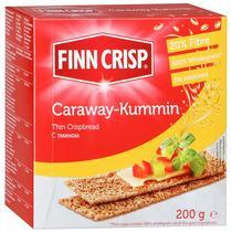 Сухарики Finn Crisp с тмином