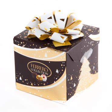 Конфеты Ferrero Collection Куб подарочный