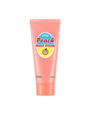 Крем A'PIEU для рук Peach Hand Cream с экстрактом персика