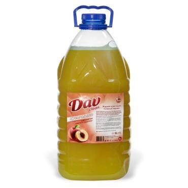 Крем-мыло жидкое Dav Clean Персик