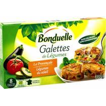 Галеты Bonduelle овощные сицилийские замороженные