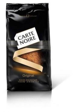 Кофе Carte Noire натуральный жареный молотый