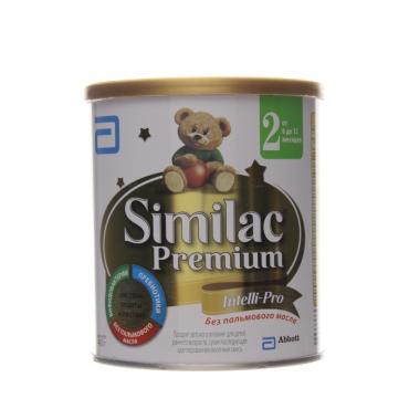 Смесь Similac Premium 2 сухая 6-12 месяцев