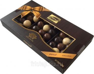 Драже Bind шоколадное Марципан в шоколаде, 200 гр., картон