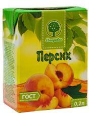 Нектар персиковый Плодовое