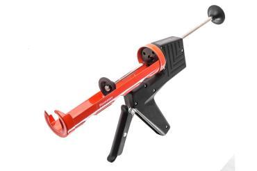 Пистолет для герметика 601-043 225 мм., Hammer Flex, 600 гр.