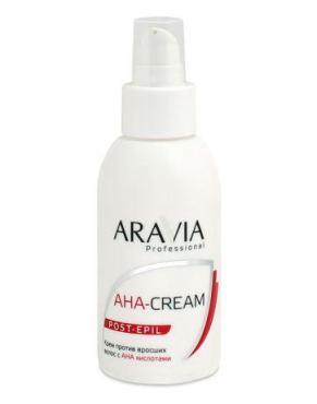 Крем против вросших волос Aravia Professional Охлаждающий с АНА кислотами