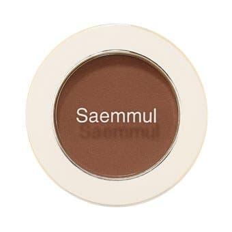 Тени для век матовые The Saem Saemmul Single Shadow (Matt) RD04