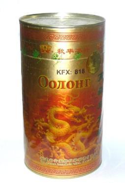 Чай оолонг Чю хуа 818