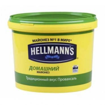 Майонез Hellmann's Домашний 25%, Россия