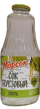 Напиток безалкогольный Морсок Березовый