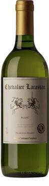 Вино Шевалье Лакассан / Chevalier Lacassan Blanc,  Ассамбляж белых сортов,  Белое Сухое, Франция