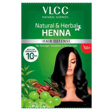 Натуральная пудра из хны VLCC Henna 50 гр.