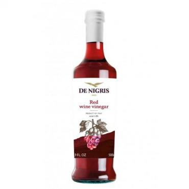 Уксус винный De Nigris красный