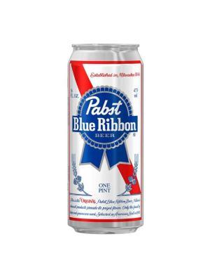 Пиво Pabst Blue Ribbon светлое фильтрованное 4,6%