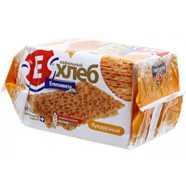Хлебцы Елизавета Хлеб вафельный Кукурузный