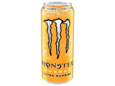 Энергетический напиток Monster Energy Ultra Sunrise, 473 мл., ж/б