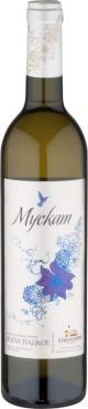 Вино Кубань-вино Мускат столовое белое полусладкое 11%
