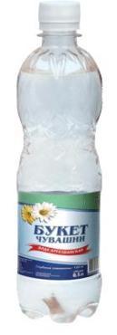 Вода Букет Чувашии Питьевая вода первой категории негазированная