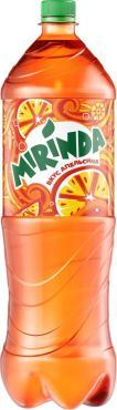 Напиток Mirinda газированный апельсин 6 штук