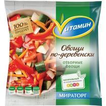 Овощи Vитамин по-деревенски отборные замороженные