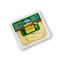 Сыр Предгорье Кавказа Чечил спагетти с чесноком 45%