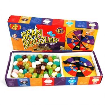 Конфеты Jelly Belly Bean Boozled Game с рулеткой