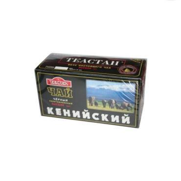 Чай черный Teastan кенийский 25 шт