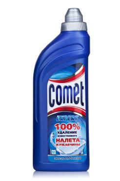 Гель чистящий Comet для ванной комнаты