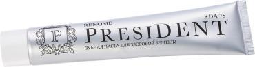 Зубная паста PresiDENT Renome для здоровой белизны