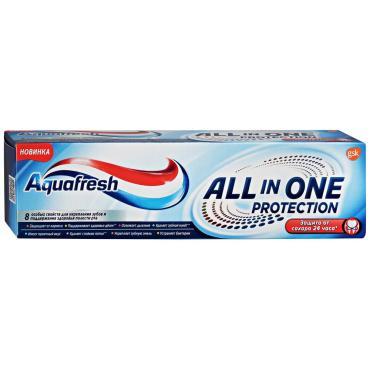 Зубная паста Aquafresh All-in-One Protection