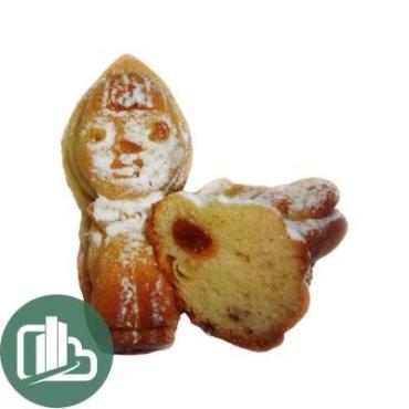 Кекс Столичный пекарь Машенька и мишенька с абрикосовой начинкой 2кг