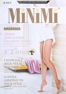Колготки MiNiMi nero 4, 8 den