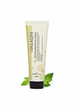 Эссенция для лица с коллагеном и растительными экстрактами Esthetic House Collagen Herb Complex Essence, 230 мл., Пластиковая туба