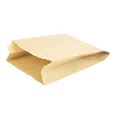 Пакет с пл. дн., 170*60*240 мм, крафт