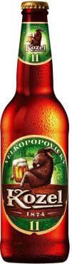 Пиво Козел Премиум Лагер, 500 мл., стекло