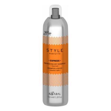 Сухой шампунь для волос Kaaral Style Perfetto Express Refreshing Dry Shampoo