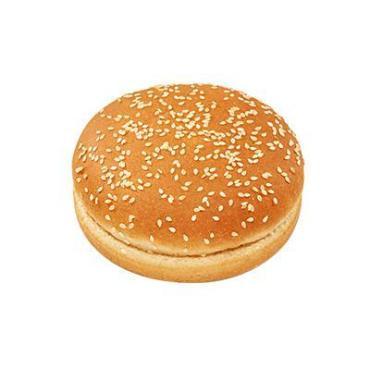 Булочка для гамбургера  с кунжутом замороженная 100 мм., Lantmannen, 53 гр., ПЭТ