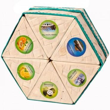 Чай зеленый, Ти Тэнг, 60 гр., картонная коробка