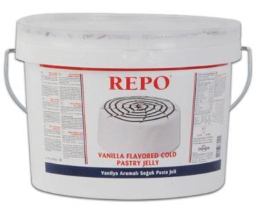 Гель зеркальный Repo Vanilla cold jelly ванильный, Турция