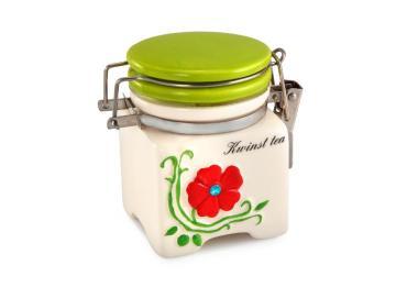 Чай зеленый Kwinst 3044 Цветочек